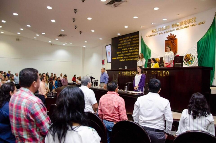 Congreso de Chiapas aprueba Guardia Nacional