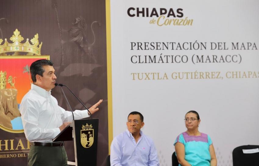 ENFRENTEMOS LOS EFECTOS DEL CAMBIO CLIMÁTICO SIN PERDER EL TIEMPO: RUTILIO ESCANDÓN*